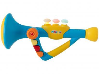 Corneta de Brinquedo Mundo Mágico Plim Plim - Xplast