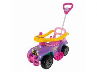 Carrinho de Passeio Infantil Jip Jip - com Empurrador Maral