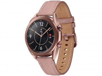 Smartwatch Samsung Galaxy Watch 3 LTE Bronze - 41mm 8GB