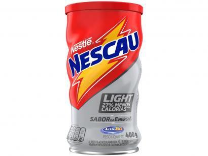 Achocolatado em Pó Chocolate Nescau Light - 400g