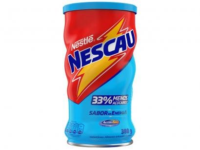 Achocolatado em Pó Chocolate Nescau - 33% Menos Açúcares Light 380g