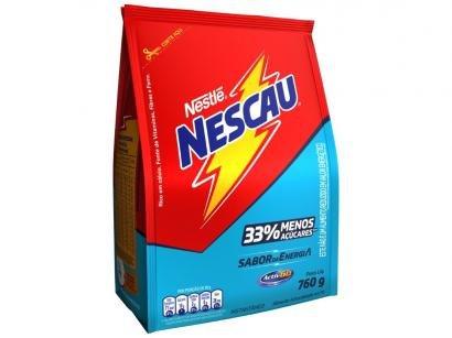 Achocolatado em Pó Chocolate Nescau - 33% Menos Açúcares Light 760g