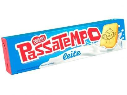 Biscoito Seco e Doce Ao Leite Passatempo 150g