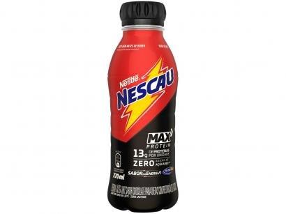 Bebida Láctea Nescau Fast Max Protein - Chocolate 270ml