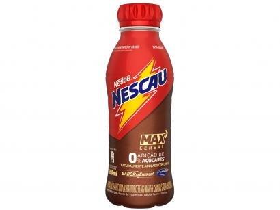 Bebida Láctea Nescau Fast Max Cereal - Chocolate 260ml
