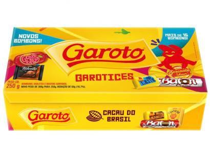 Caixa Bombom 250g - Garoto