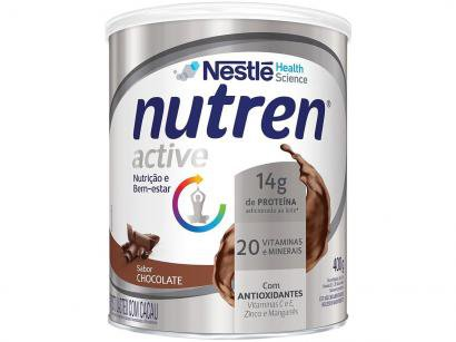 Composto Lácteo Adulto Nutren Chocolate - Active 400g