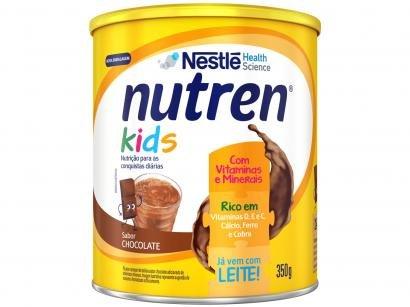 Complemento Alimentar Infantil Nutren Chocolate - Kids 350g