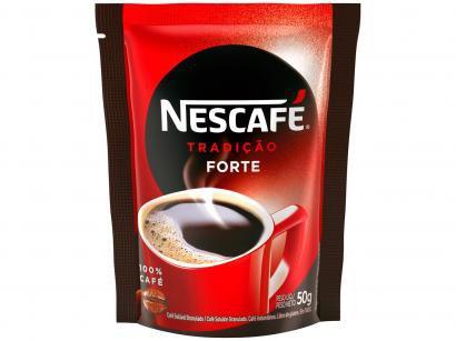 Café Solúvel Tradicional Nescafé Tradição 50g