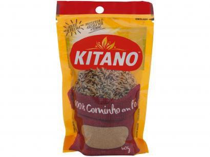 Cominho em Pó Kitano - 60g
