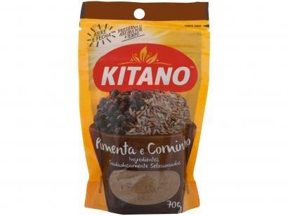Pimenta e Cominho em Pó Kitano 70g