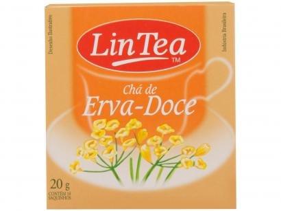 Chá Erva-Doce Lintea 10 Unidades 20g