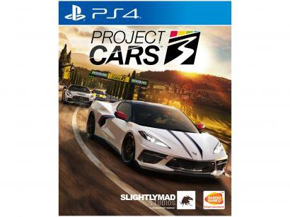 Project Cars 3 para PS4 Slightly Mad Studios