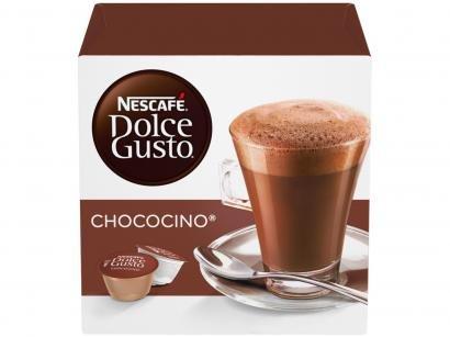 Cápsula Chocolate Nescafé Chococino - Dolce Gusto 16 Unidades
