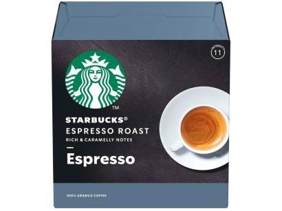 Cápsula Espresso Nescafé Espresso Roast - Dolce Gusto Starbucks