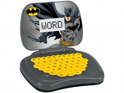 Laptop Infantil Batman Musical - Candide
