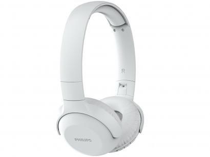 Headphone Bluetooth Philips Série 2000 - TAUH202WT/00 com Microfone Branco