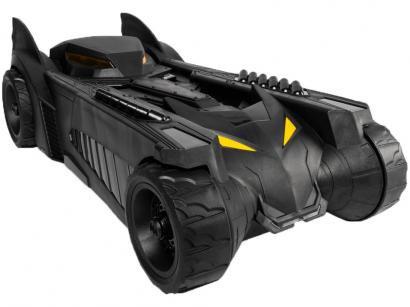 Carrinho DC Comics Batmóvel Sunny Brinquedos - com Acessórios