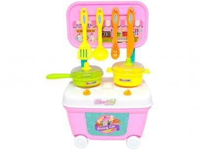 Cozinha Infantil Carrinho da Chef - Bel Fix