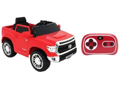 Mini Carro Elétrico Infantil Toyota Tundra - com Controle Remoto 2 Marchas 12V Bel Fix