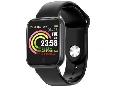 Smartwatch OEX PS300 Ace - Preto
