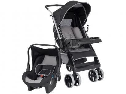 Carrinho de Bebê com Bebê Conforto Tutti Baby - Thor 0 a 15kg
