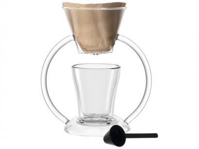 Kit Coador de Café Leonardo Set Duo