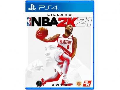 NBA 2K21 para PS4 Take Two