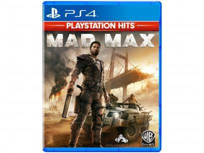 Mad Max para PS4 Warner Bros Games - Playstation Hits