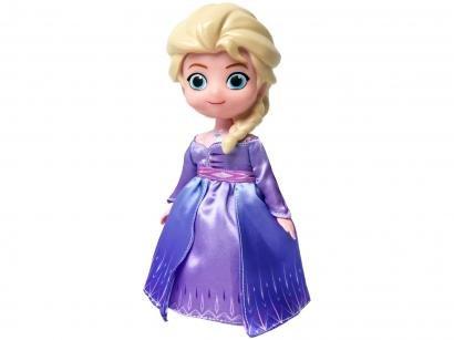 Boneca Elsa Boneca Mágica Frozen 2 - Dançarina Toyng