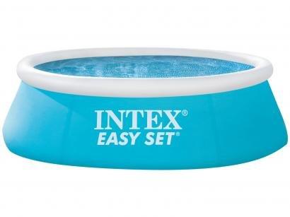 Piscina Infantil Inflável Intex 886L - Redonda Easy Set