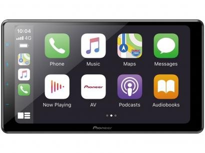 "Central Multimídia Pioneer 2 DIN TV Digital - Bluetooth Wi-fi 9"" Touch USB Série-Z DMH-ZS9380TV"