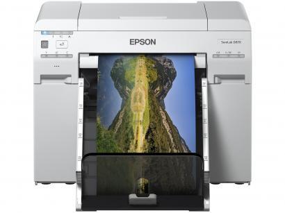 Impressora Fotográfica Epson SureLab D870 - Jato de Tinta