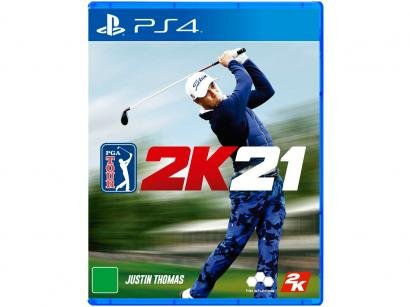 PGA Tour 2K21 para PS4 - Take Two