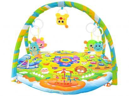 Tapete de Atividades Zein Art Baby com Brinquedos