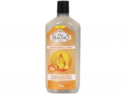 Shampoo Tío Nacho Edição Especial Verão - 415ml