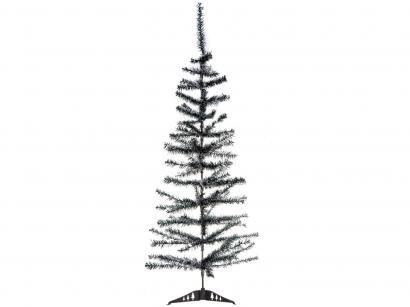 Árvore de Natal Nevada 1,20m Verde e Branca - 110 Galhos Casambiente NATAL007