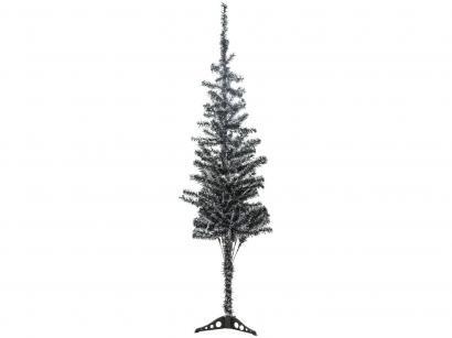 Árvore de Natal Nevada 1,50m Verde e Branca - 200 Galhos Casambiente NATAL008