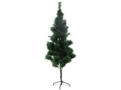 Árvore de Natal Pinheiro 180cm Verde 228 Galhos - Casambiente NATAL015