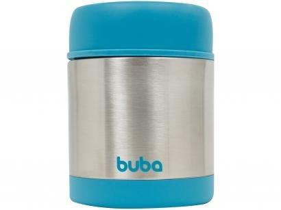 Pote Térmico para Papinha 350ml Buba Azul