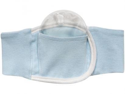 Cinta Térmica para Bebê Azul Buba Baby