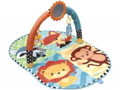 Tapete de Atividades Buba Baby - Amiguinhos da Selva