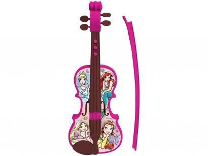 Violino de Brinquedo Princesas Disney - Toyng