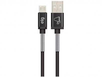 Cabo Micro USB 1m ELG - Urban SP510BK