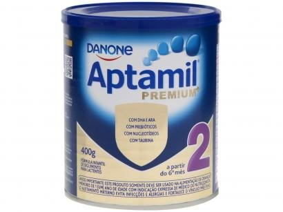 Fórmula Infantil Aptamil Original Premium+ 2 - 400g