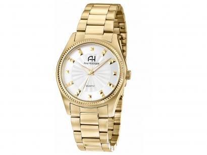 Relógio Feminino Analógico Ana Hickmann - AH29025H Dourado