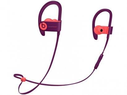 Beats Fone de Ouvido Powerbeats3 Wireless - Beats Pop Collection Magenta Pop
