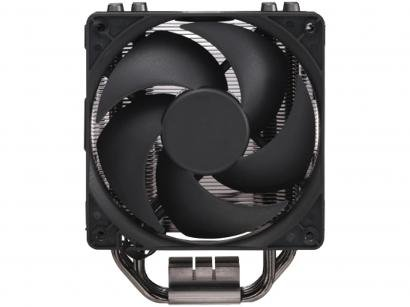Cooler FAN para Processador Intel AMD - Cooler Master Hyper 212 Black Edition
