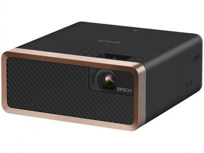 Projetor Epson Home Cinema EF-100B HD - Portátil 2000Lumens Bluetooth HDMI Preto