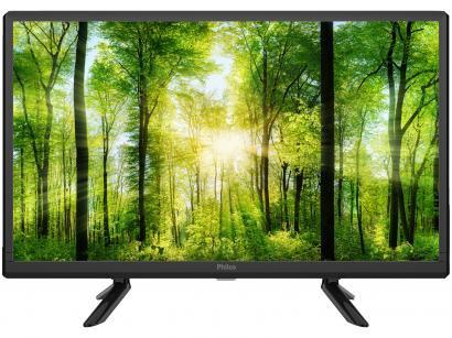 """TV HD 24"""" Philco PTV24N19D 2 HDMI 1 USB"""